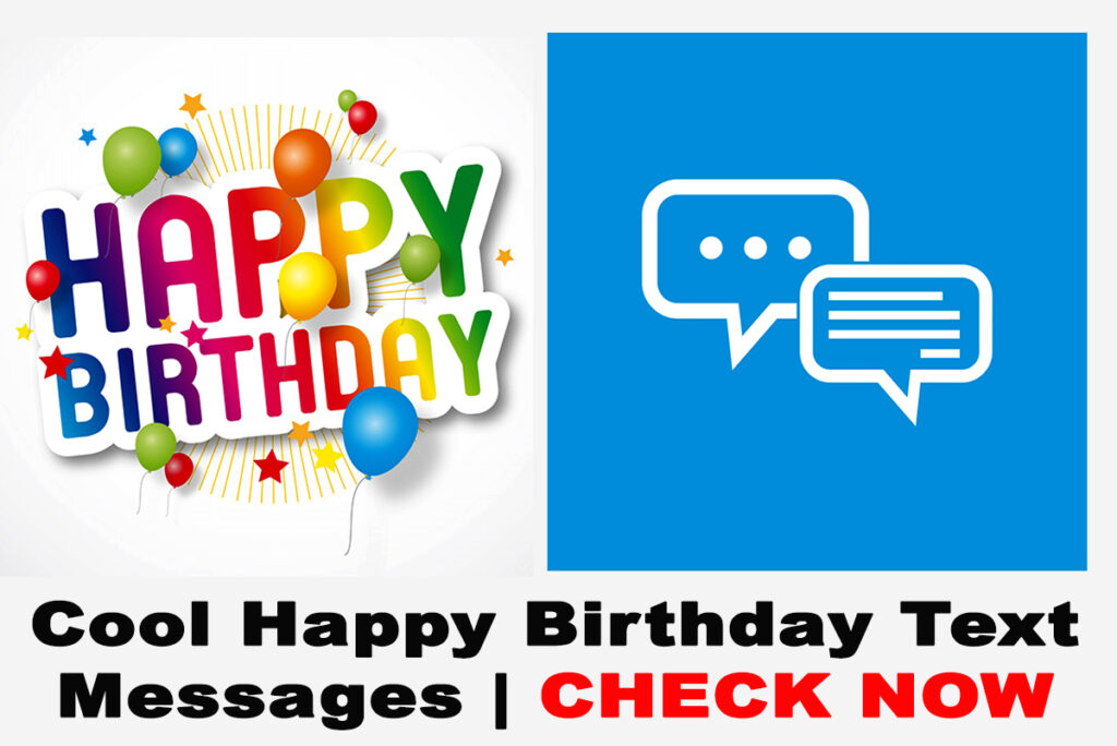 Cool Happy Birthday Text Messages for March 2020 Celebrants | CHECK NOW
