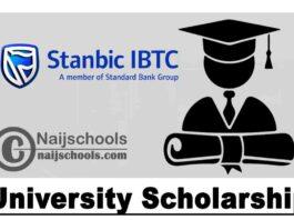 Stanbic IBTC University Scholarship 2021 for Nigerian University Students | APPLY NOW