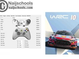 WRC 10 X360ce Settings for Any PC Gamepad Controller | TESTED & WORKING