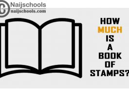 How Much is A Book of Stamps Currently in 2021? CHECK NOW